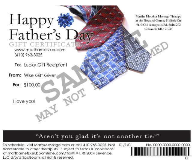 GiftCardFathersDay